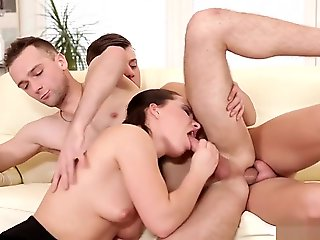 hairy, straight, threesome