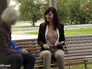 voyeur, flashing, russian